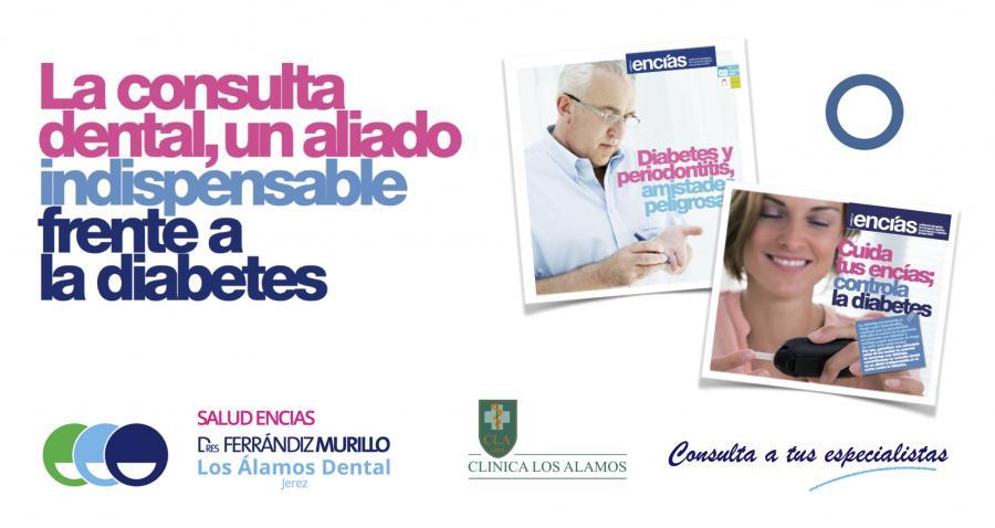 La clínica dental, un lugar ideal para el diagnóstico precoz de la diabetes o prediabetes
