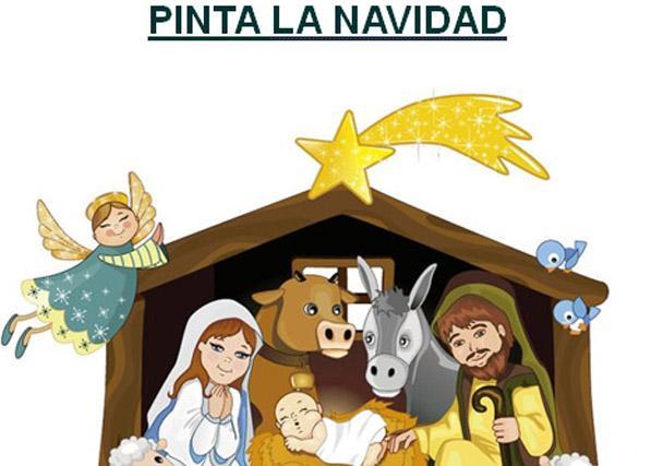 ¡Participa con nosotros y dibuja nuestra Navidad!