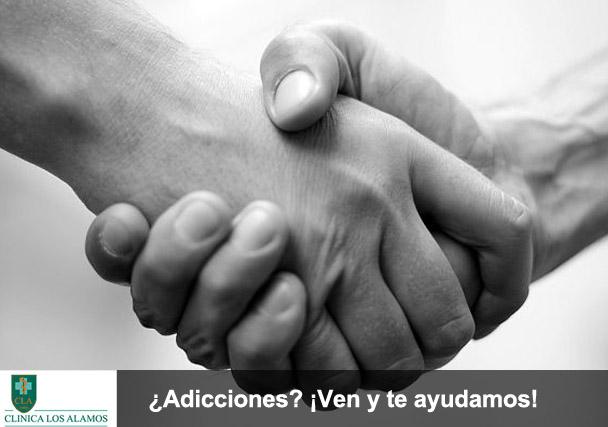 En Clínica Los Álamos te ayudamos a superar las adicciones