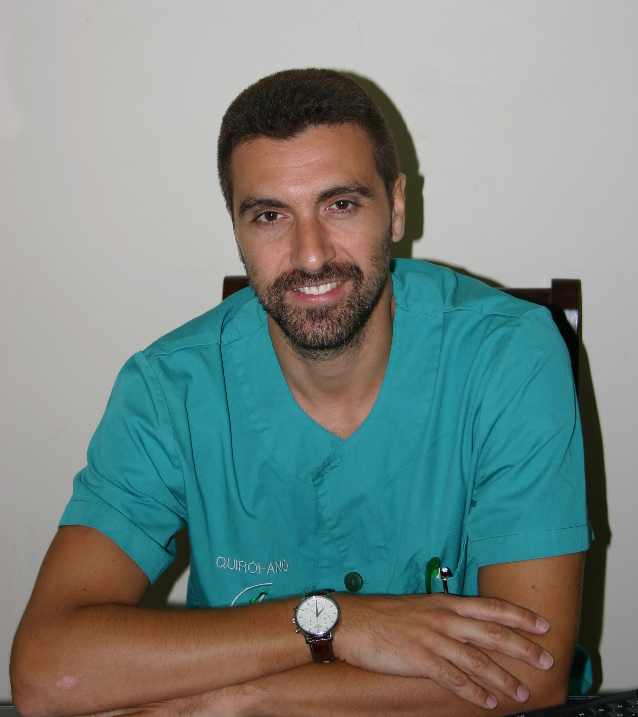 Dr. Miguel Alberto Rodríguez Perez