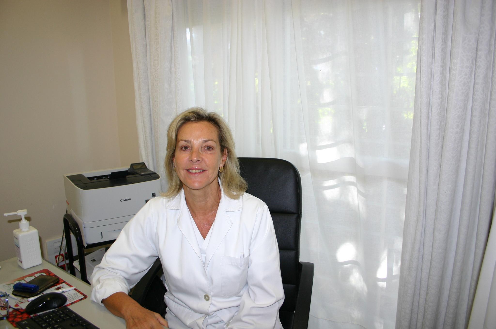 Dra. Mª Isabel Agustino Rueda