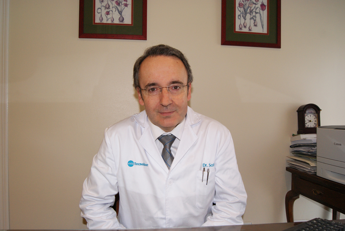 Dr. José Francisco Soto Riba