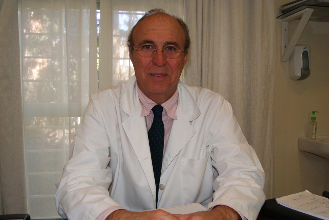 Dr. Eustaquio Pastor de Ávila