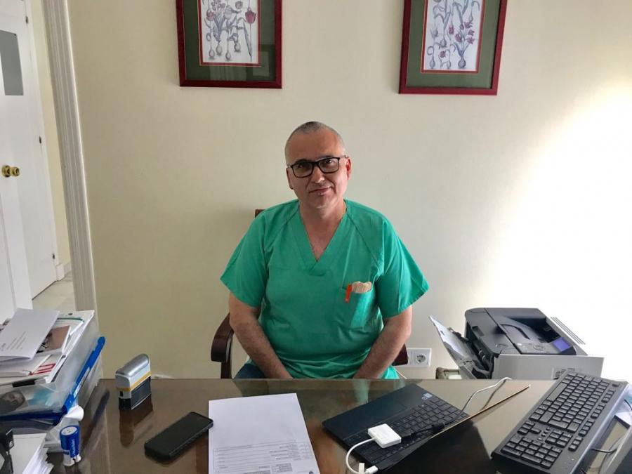 Dr. José Antonio Torres Expósito