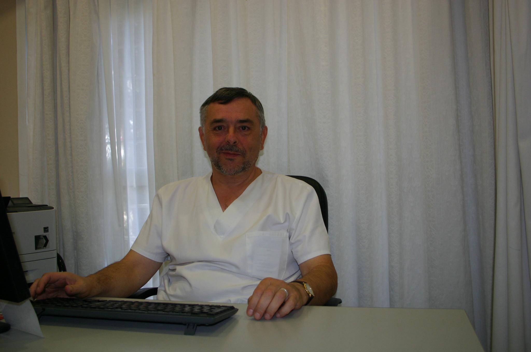 Dr. Antonio Ramírez Gómez