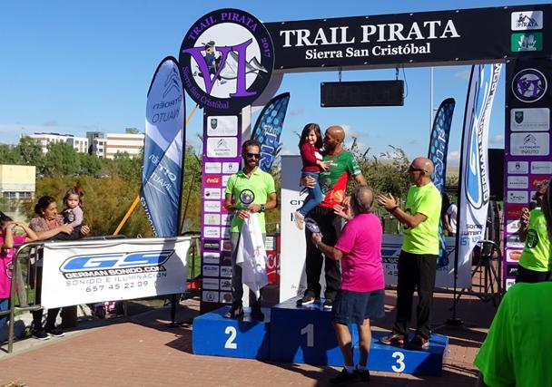 Patrocinamos y participamos en el triunfante VI Trail Pirata