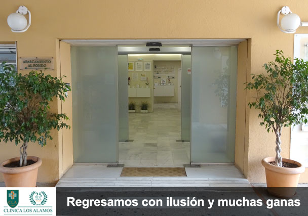 Clínica Los Álamos reanuda sus consultas