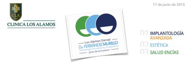 Clínica Los Álamos Dental Jerez
