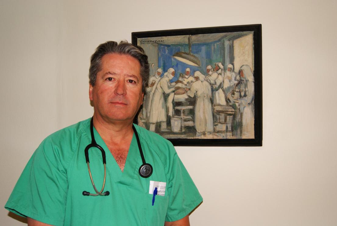 Dr. Francisco Chisvert Jiménez