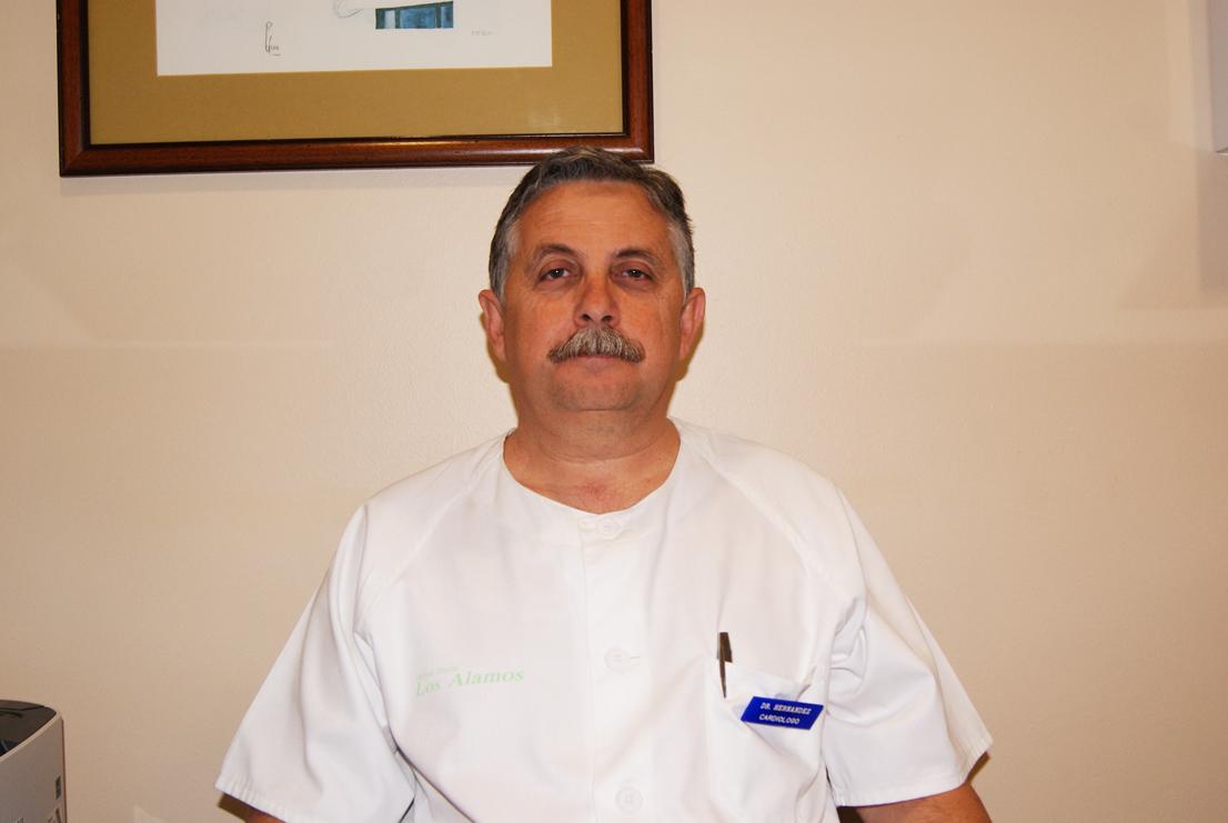 Dr. Ramón Hernández Cortés