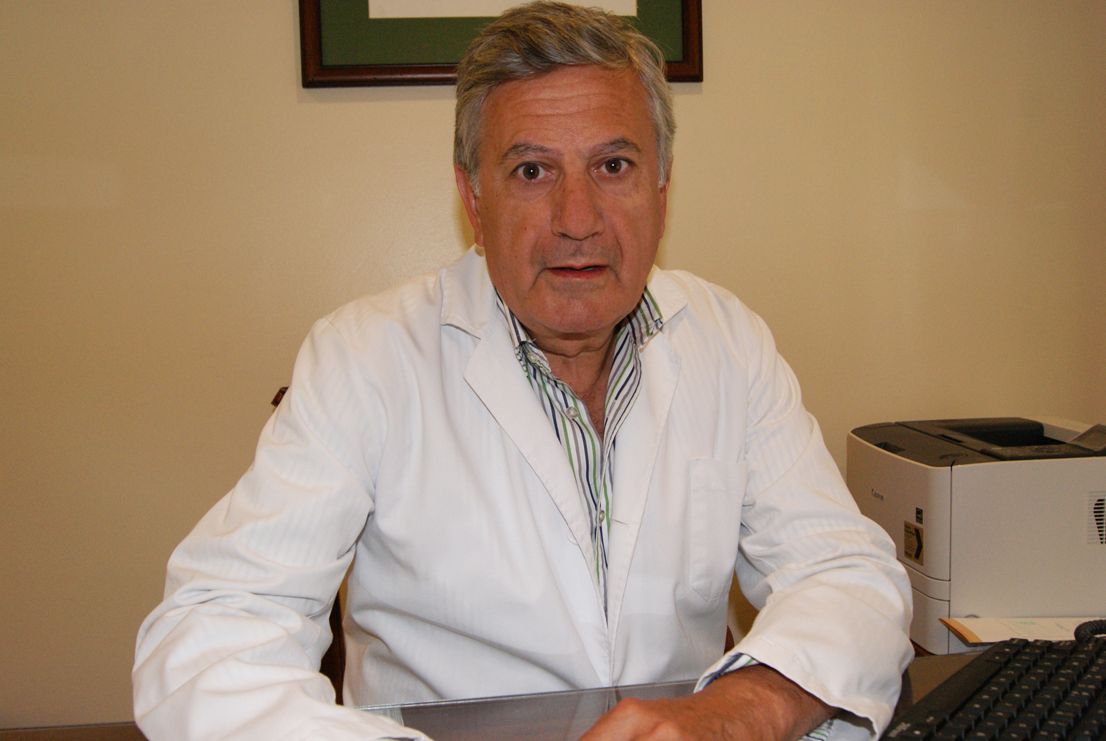 Dr. José María González Montaño