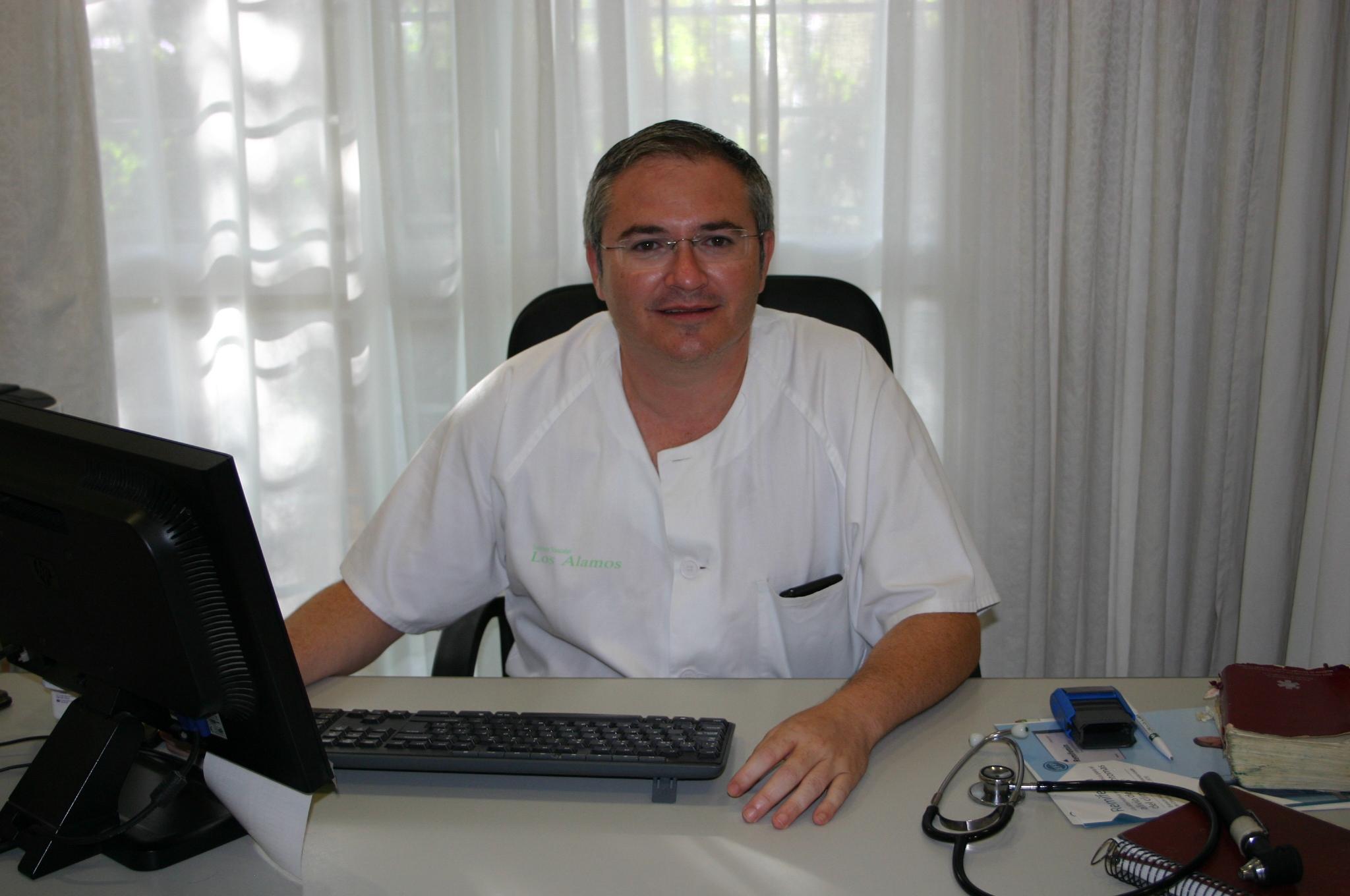 Dr. Julio Rafael Toscano Gómez