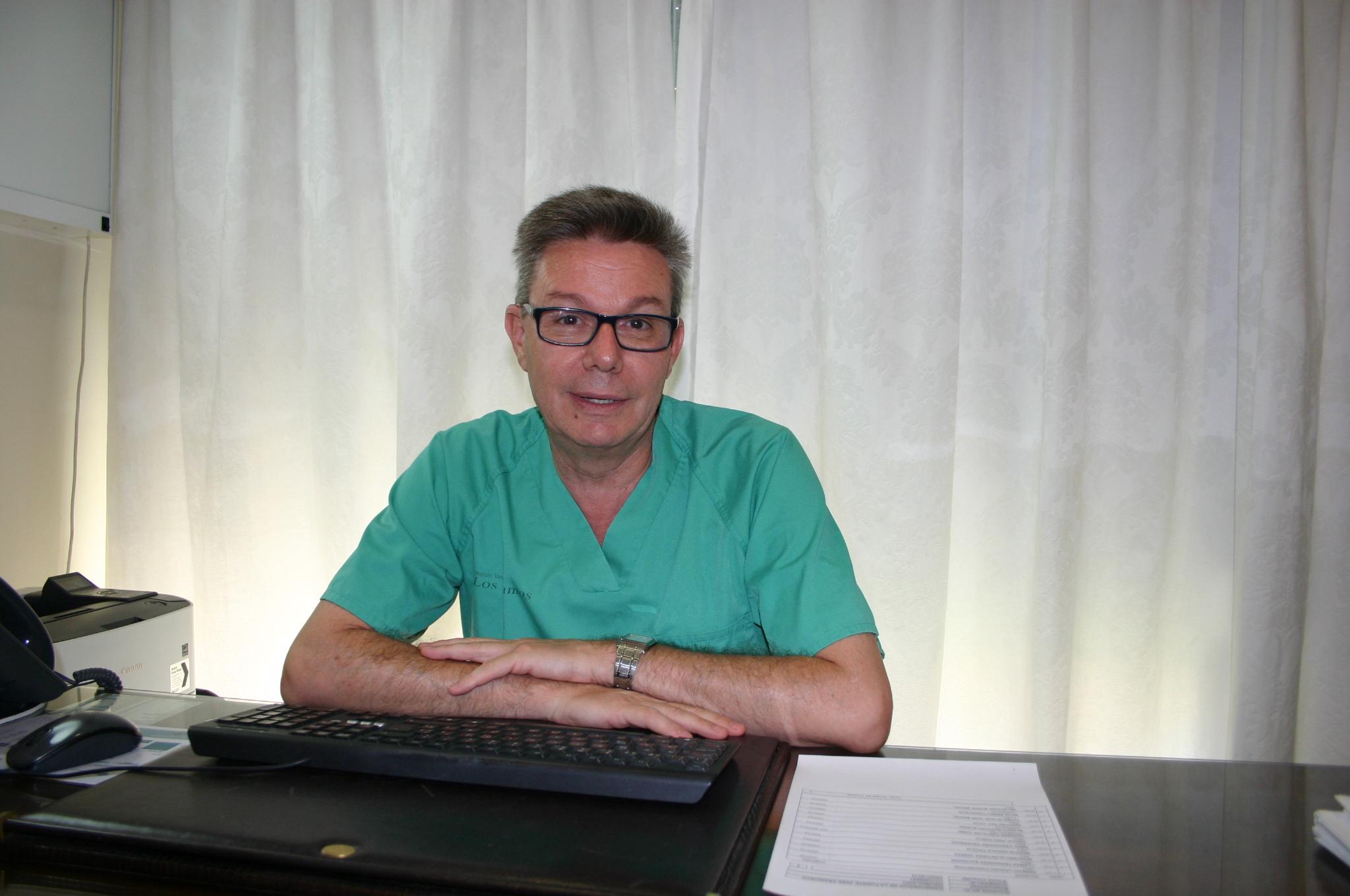 Dr. José Fco. Carboneros de la Fuente